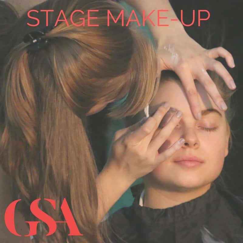 Stage Make-Up